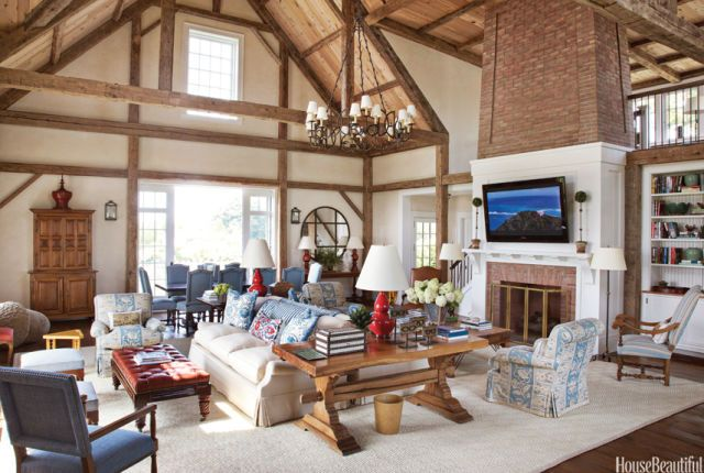 Organized Living Room Delectable Inspiration