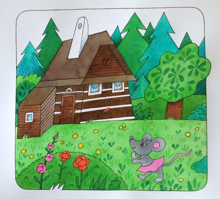 Vlasta Švejdová Zvířecí chaloupka
