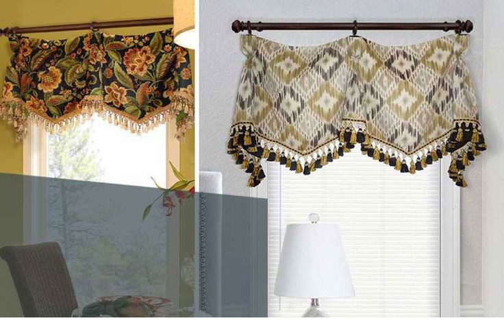 Custom Valances and Window Treatments