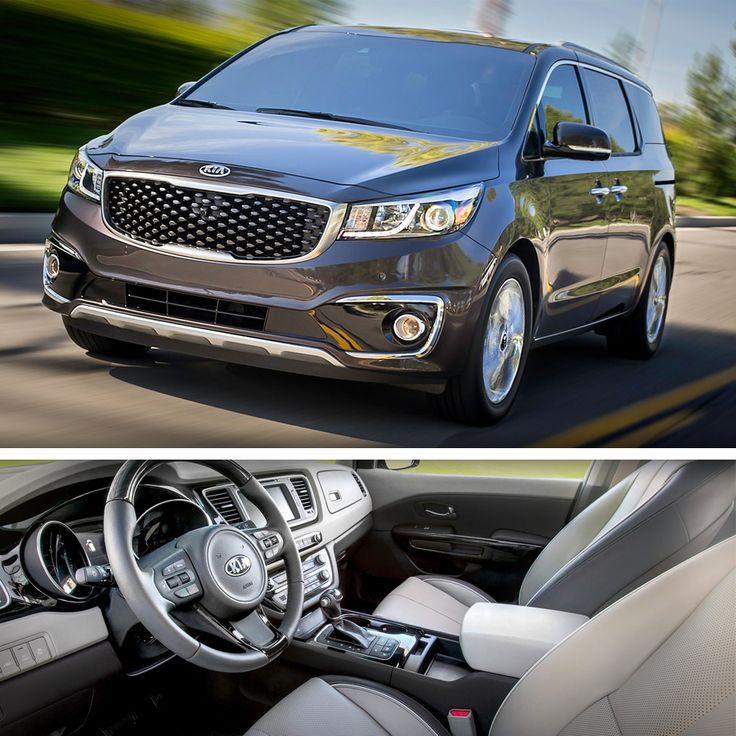 Hyundai Lineup 2015: Driver-centric. Performance-driven. The Kia Sedona Http