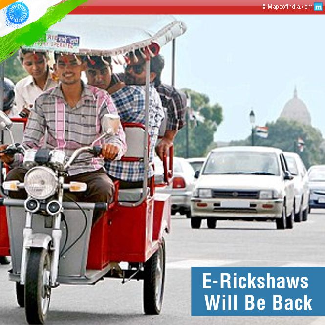 In India, the concept of E-Rickshaws has started just 4 years back and Delhi is the first state to launch this. Here are some insights into the advantages, disadvantages of E-Rickshaws