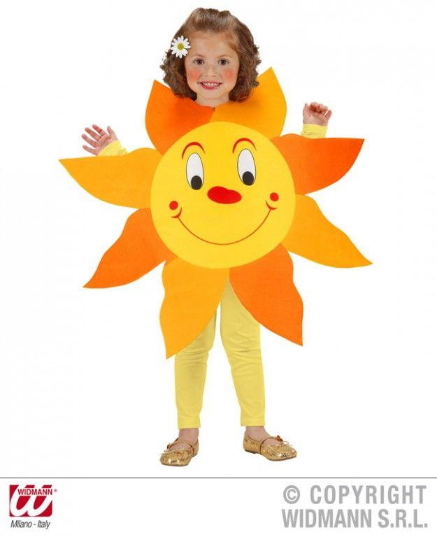 Déguisement soleil enfant