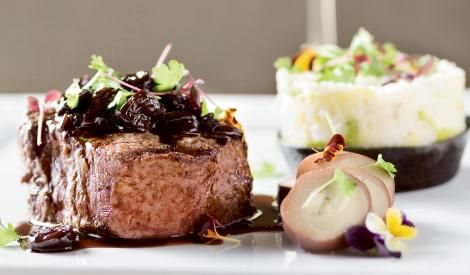 Another Chef Marc Collins creation from Circa 1886 Restaurant      PHOTOGRAPHY BY: CHRISTOPHER SHANE