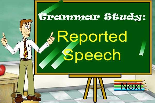 Contoh soal essay reported speech