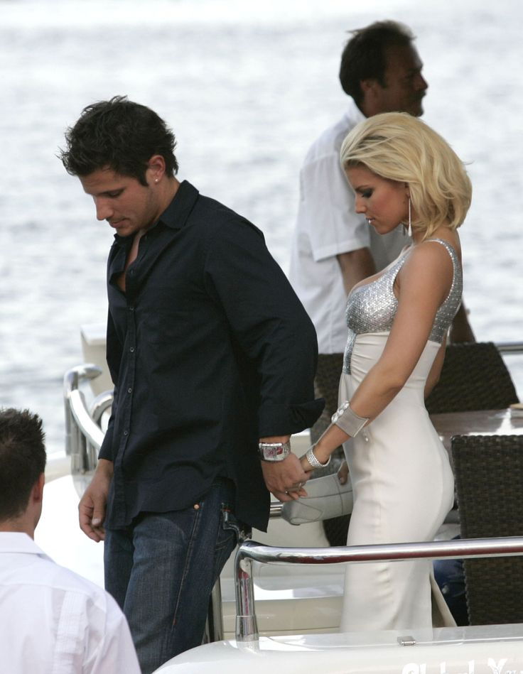 August 2004, Jessica Simpson and Nick Lachey