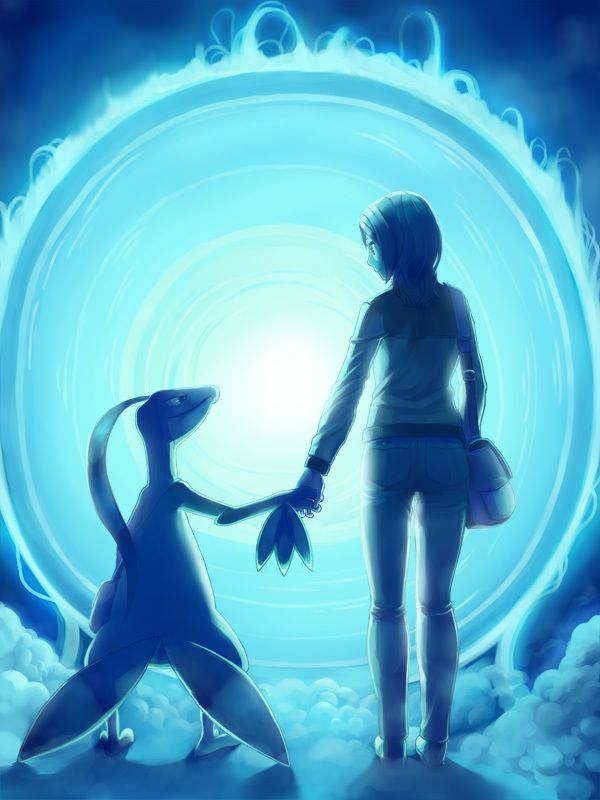 Pokemon Mystery Dungeon Explores of Time/Darkness/Sky