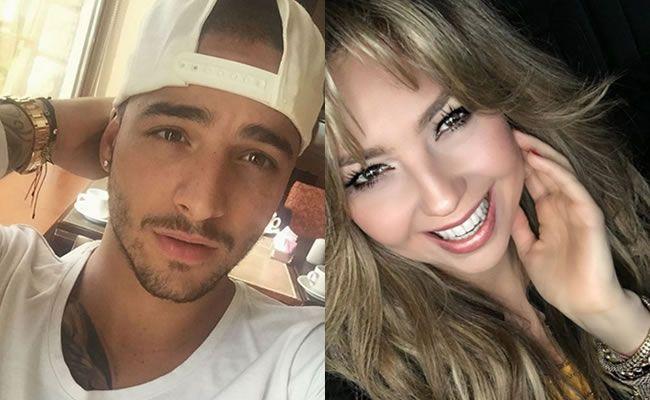 Maluma y Thalía unen voces para nueva canción