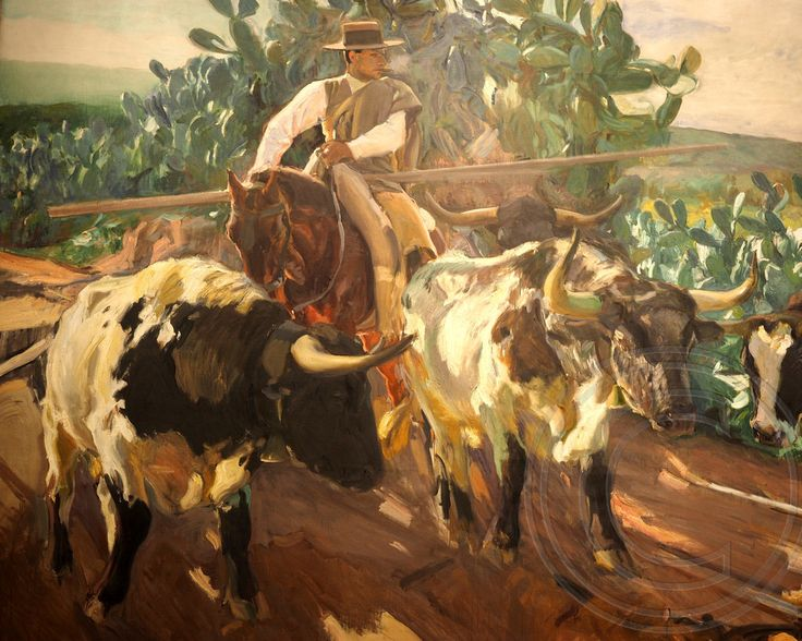 horses sorolla y bastida hispanic society - Google Search