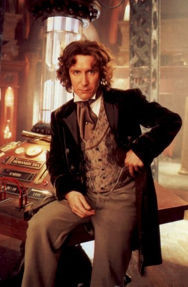 The 8th Doctor - Paul McGann