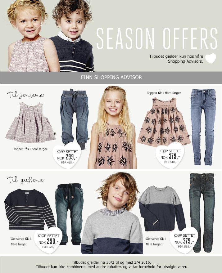 Season Offers - POMPdeLUX - Hekta på barneklær!