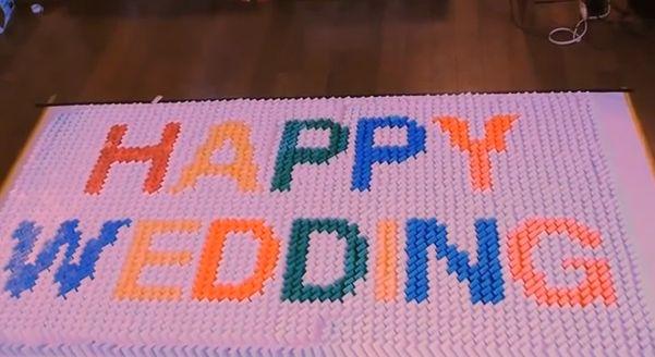 圧巻のクオリティ!友人のために制作した「結婚式余興ムービー」名作10選 http://feely.jp/1347/