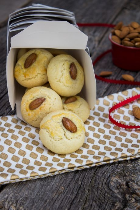 The Best Chinese Almond Cookies: http://redpathsugar.com/chinese-almond-cookies/