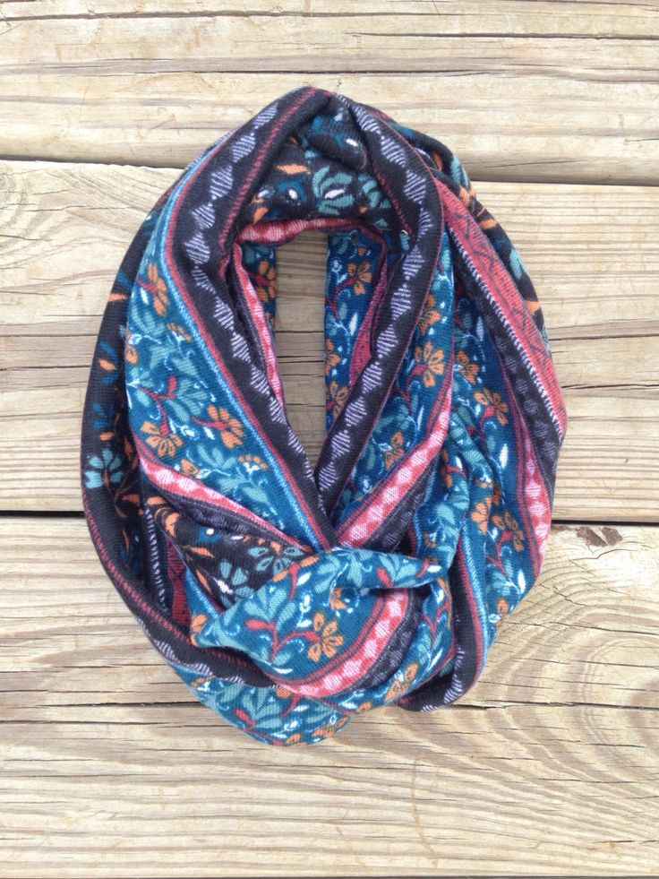Toddler Infinity Scarf - Baby Infinity Scarf- Black Aztec ...