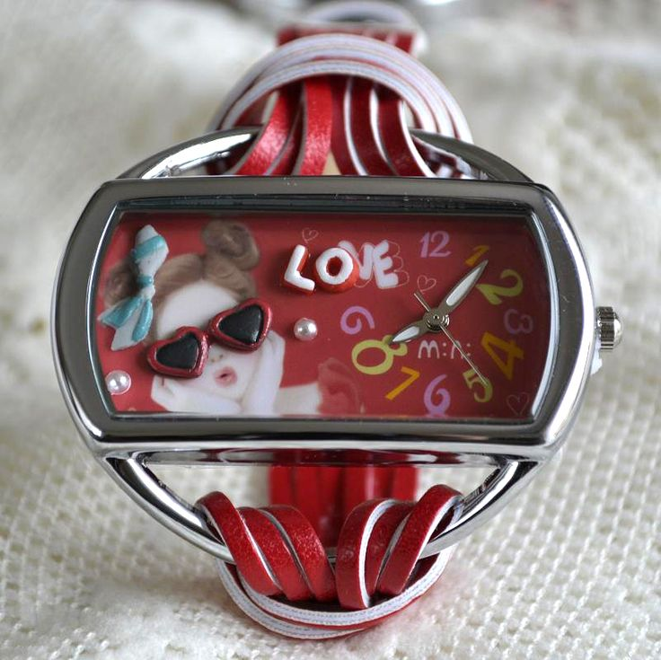MINI hodinky - Zamilovaná
