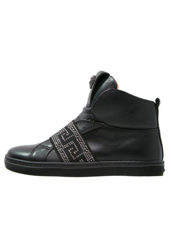 #Young #Versace #Sneaker #high #black für #Jungen -
