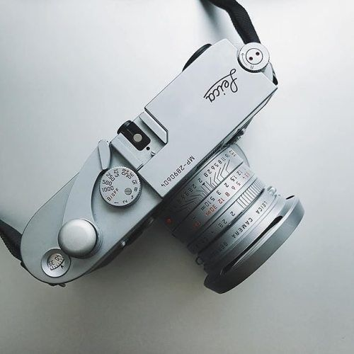 A Solid silver chrome Leica MP (Photo : @ballisticone) Join the community show us your Leica Camera & Lens and #leicagraph then tag us @leicacamerathailand to get featured on our social medias. #LeicaThailand #LeicaCamera #leicagraph #LeicaM #LeicaMP via Leica on Instagram - #photographer #photography #photo #instapic #instagram #photofreak #photolover #nikon #canon #leica #hasselblad #polaroid #shutterbug #camera #dslr #visualarts #inspiration #artistic #creative #creativity