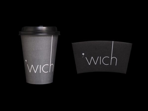 'wich by Ken Lo, via Behance