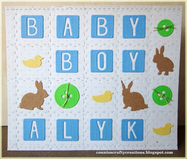 Dies R Us: Baby Boy