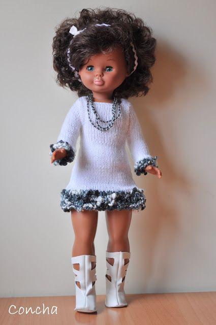 Una recopilación de mis conjuntos de Nancy, originales, réplicas y modelos propios.