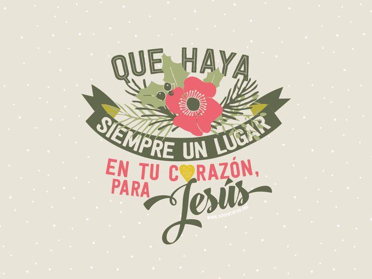 Ven Jesús, haz morada en mi corazón eternamentes
