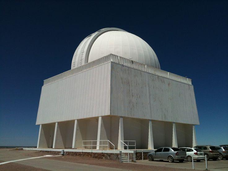 Observatorio Astronómico Cerro Tololo, Vicuña, Chile.