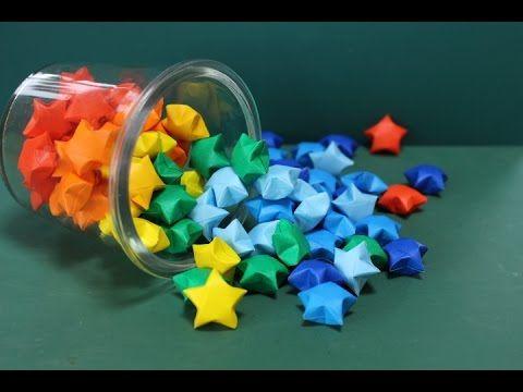 ハート 折り紙 折り紙 星 こんぺいとう : jp.pinterest.com