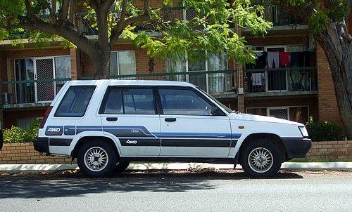toyota tercel sr5 4wd wagon for sale | Toyota Tercel SR5 4WD Wagon