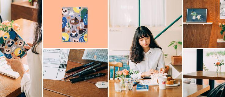 "ARTIST PROJECT ""의미있는 작은 차이""ㅣHOLLYS COFFEE X 29CMㅣDescription: '의미있는 작은 차이'를 통해 커피 한 잔의 가치를 높여온 할리스커피가 다가오는 2018년 20주년을 맞아 29CM와 함께  한국의 현재를 이끌어 나가는 아티스트 6인과 스폐셜 에디션 플래너를 선보입니다. #Drink #Shopping #O2O #Collaboration"