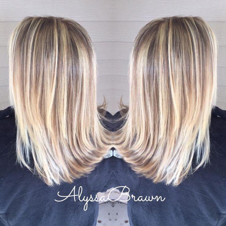 "short hair, blonde balayage highlights, natural, ice queen, lowlights, straight hair, #cuttingloosect 2016 summer hair                                                                                                                    <button class=""Button Module borderless hasText vaseButton"" type=""button"">        <span class=""buttonText"">                          More         </span>          </button>"