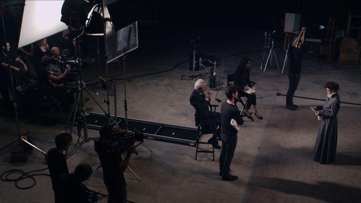 """Once and Forever,"" film by Karl Lagerfeld starring Kristen Stewart & Geraldine Chaplin - CHANEL  1 December 2015"