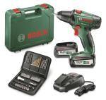 Perceuse visseuse Bosch 0603973601 14.4 V + 51 accessoires - Perceuses - Achat & prix   fnac