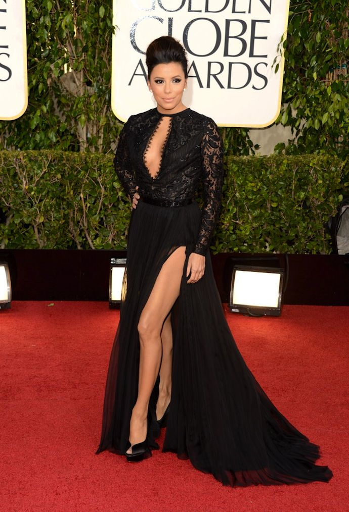 Eva Longoria - 2013 Golden Globe..she was one of the best dressed I think!!