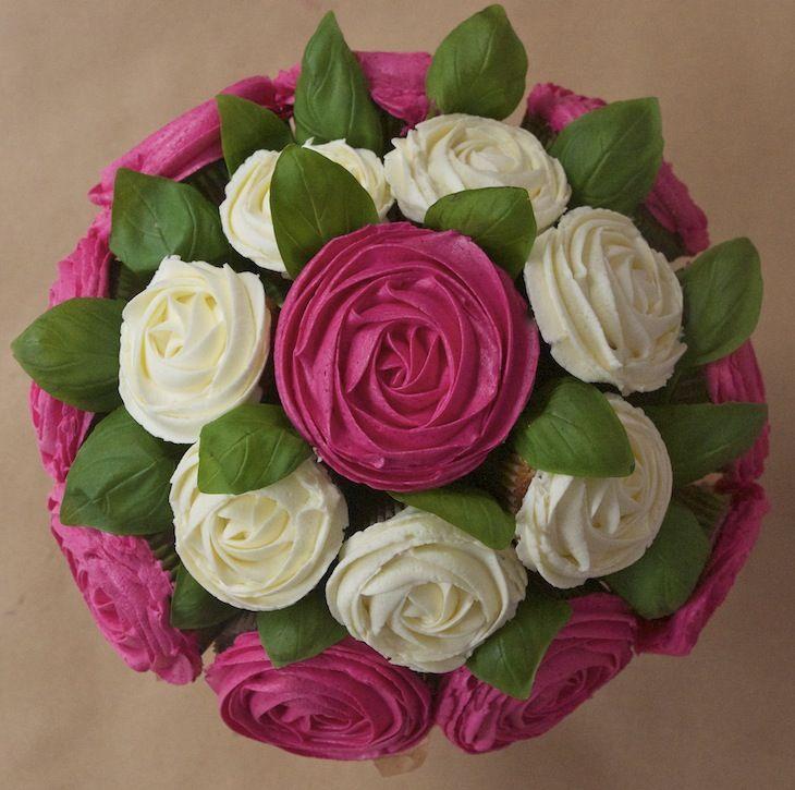 bouquet de cupcakes - Google Search