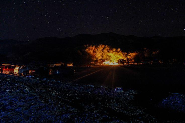 Bomba en el desierto. agosto 2015.