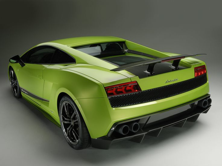Lamborghini Gallardo LP 570-4 Super Trofeo Stradale '2011–12