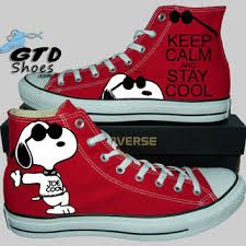 Image result for snoopy converse