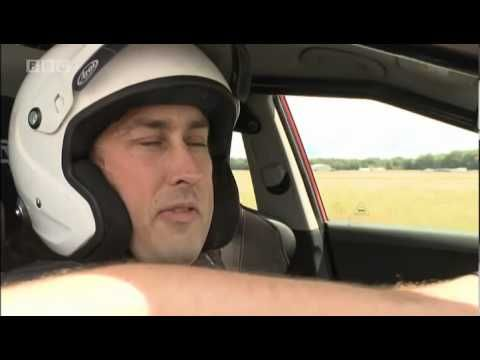 Ross Noble takes to the track - Top Gear - BBC