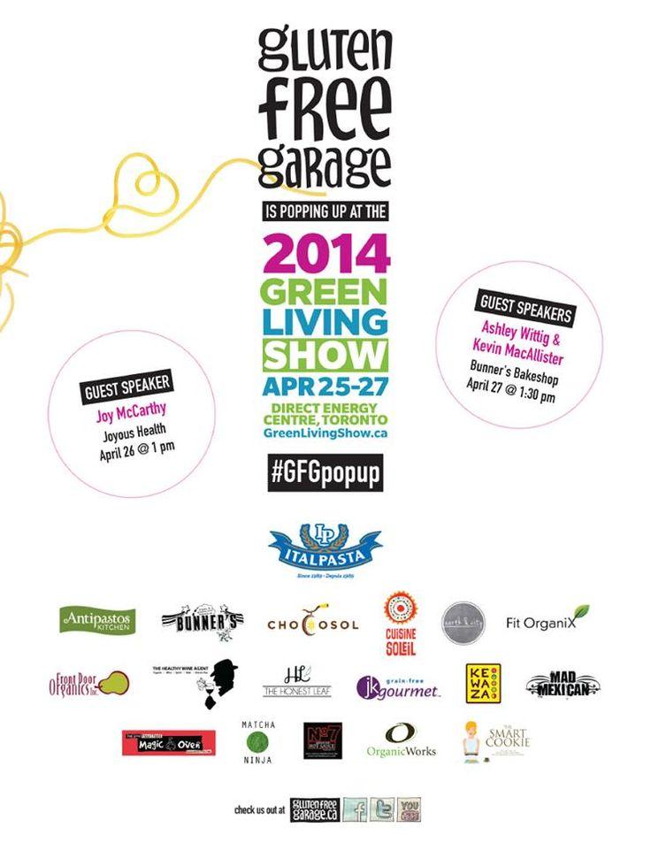 Gluten-free Garage 2014