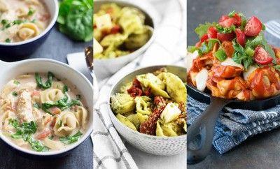 De lekkerste Tortellini recepten