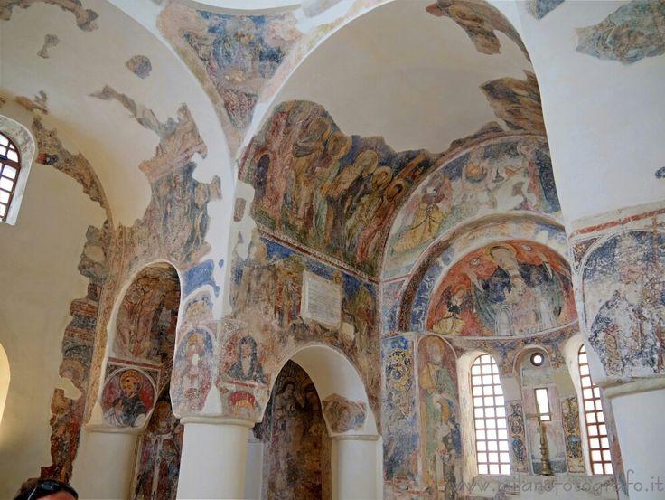 Chiesa di San Pietro a Otranto IX-X secolo.
