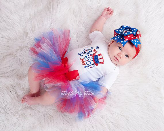 How cute is it when you see the little ones all dressed up in their fourth of July outfits? Super cute especially the little girls in their pretty tutus. This a list of some very cute my first fourth of July tutus that you can buy for your little ones or even some inspiration to make your own. When my daughter was little i loved dressing her up for holidays it was so much fun and she was adorable in them.