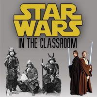 Star Wars in the Classroom - where was this when I was in school?!