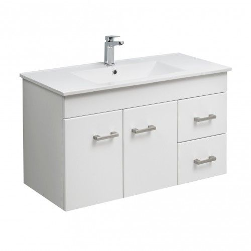 Cashmere 900 Classic Wall Hung Vanity White Gloss