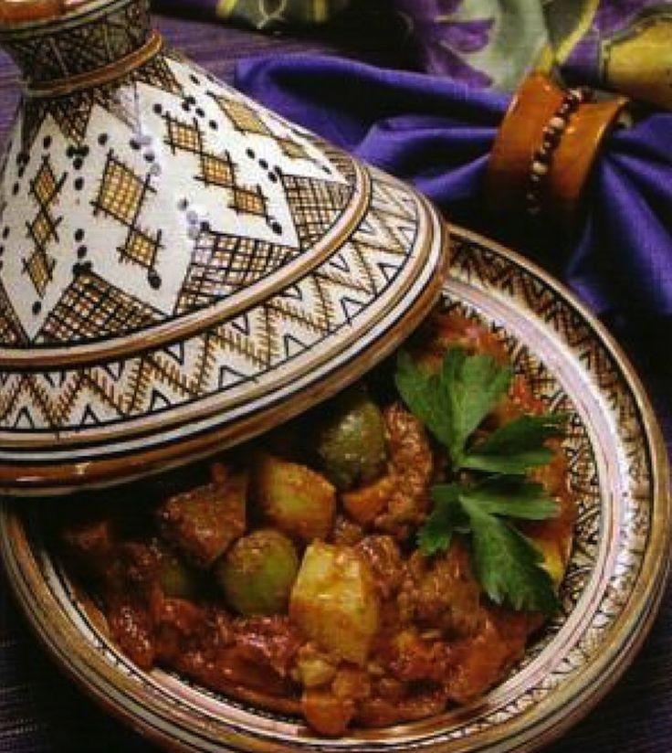 Marrakech Moroccan dish at Le Maghreb in Futakotamagawa, Tokyo #japaninfo