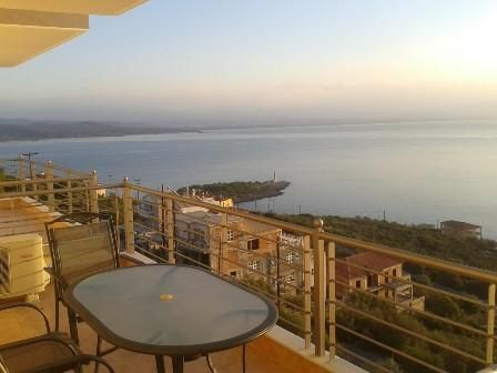 GYTHION 2 BEDROOM APARTMENT PANORAMIC SEA VIEWS 115,000 Euro