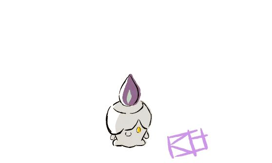 Litwick Evolution| Animation by Slowtho
