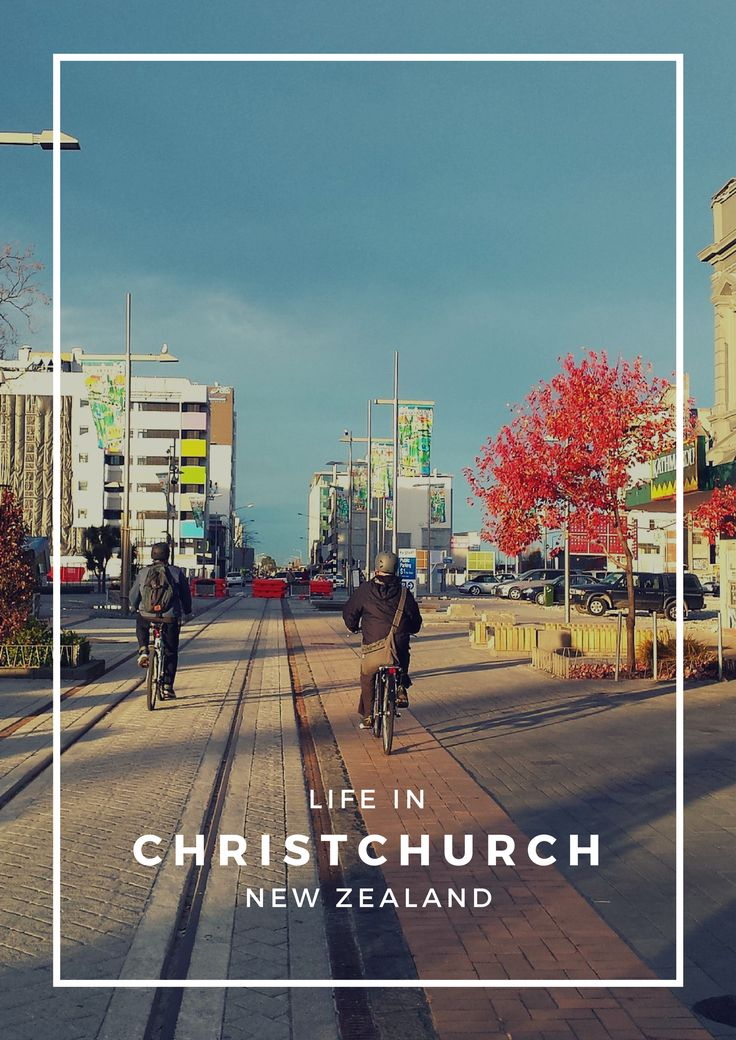 Life in Christchurch  Christchurch is the unofficial capital of the South Island. It's where things happen. With 380,000 people it's New Zealand's third most populous region and easily the largest city in the South Island.