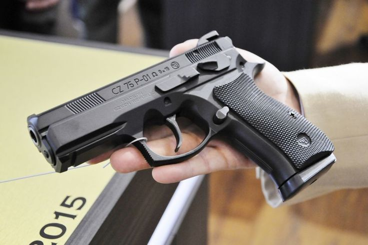 CZ 75 P-01 Omega  Loading that magazine is a pain! Get your Magazine speedloader today! http://www.amazon.com/shops/raeind