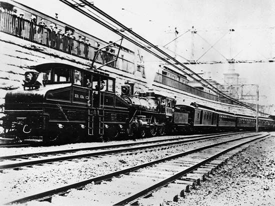 900 best trains electric images on pinterest electric for Electric motor repair baltimore