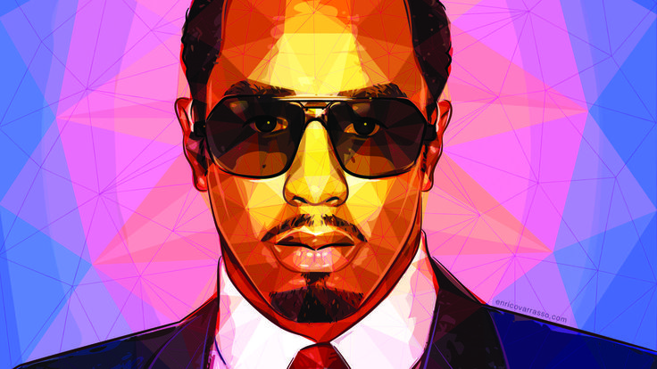 Sean Combs He built an empire back in the 90's.